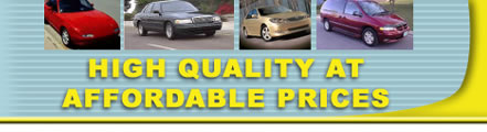 Affordable Used Rental Cars